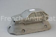 Rare modele matrice résine SEAT IBIZA 4 porte 1/43 Heco voiture miniature FL