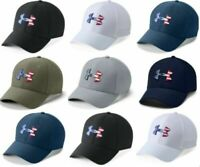 Under Armour Freedom USA Blitzing 3.0 Stretch Fit Cap Hat - FREE SHIP- 1311427