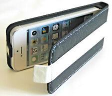 AP5W Leder Magnet Flip Schutzhülle Case Bumper Cover Hülle für iPhone 5 5S SE