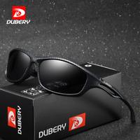 DUBERY Men Sport Polarized Sunglasses Outdoor Driving Riding Fishing Glasses New