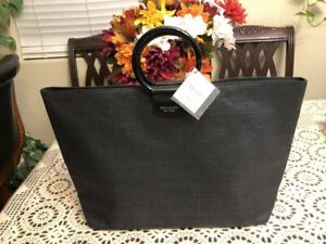Kate Spade Designer bag - rare edition - straw tote