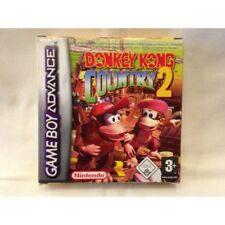 Donkey Kong Country 2 Nintendo Game Boy Advance GBA Pal