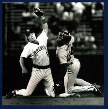 Ken Griffey Jr. 1989 Rookie Type 1 Original Photo ! HOF ! MLB ! Seattle Mariners