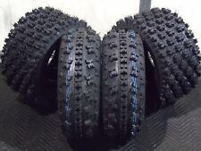6 ply  21x7-10 , 20x10-9 ATV TIRES (All 4 Tires) Yamaha Raptor 660 700