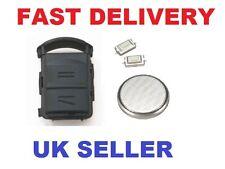 Vauxhall Corsa Agila Meriva Tigra Key Remote Key Fob Button Case Repair Kit