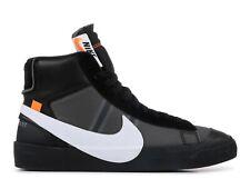 Nike Blazer Mid x Off-White Grim Reaper Black - AA3832-001
