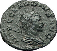 CLAUDIUS II 268AD  Ancient Roman Coin SPES GODDES of HOPE  i73350
