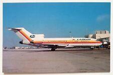 LADECO Boeing 727-116 Postcard