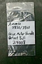 Ammco 3850 & 3860 Brake Lathe Drive Motor Engagement Handle Detent Ball  24008
