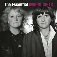 INDIGO GIRLS (2 CD) THE ESSENTIAL ~ GREATEST HITS ~ AMY RAY~EMILY SALIERS *NEW*