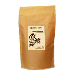 EFL Coconut Palm Sugar - Elements For Life - FREE DELIVERY ORDERS OVER £10