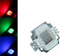 10w chip led RGB alta luminosità 9-12 volt