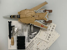 *Near Mint Tv Yamato 1/60 Macross Vf-1A Valkyrie Robotech v1.2 Rare Color Cf Ben