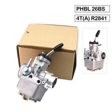 Carburettor Dellorto PHBL 26BS 2T 4T(A) R2841 For Motorcycles Trial 50-300CC