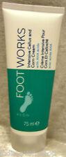 FOOTWORKS Intensive Fußcreme gegen Hornhaut und Hühneraugen 75 ml mit Milchsäure
