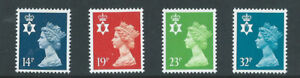 GB Northern Ireland Definitives 8 November 1988