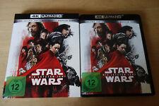 STAR WARS - Die letzten Jedi - 4K Ultra HD Blu-ray UHD