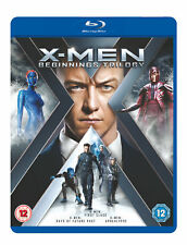 X:Men The Beginnings Trilogy (Blu-Ray)