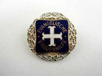alte Anstecknadel Pin Evangelische Frauenhilfe Sammlerstück Abzeichen