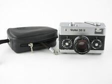 Rollei 35 s cámara compacta Compact Camera sonnar 2,8/40 HFT + bolsa Case