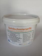 Gold-Schmierseife (3 kg-Eimer)