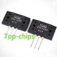 1pairs OR 2PCS Transistor SANKEN MT-200 2SA1295-O/2SC3264-O 2SA1295/2SC3264