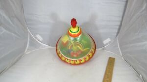 Vintage Ohio Art Spinning Top
