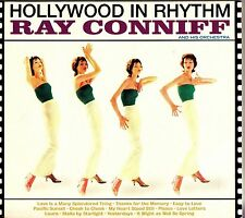 RAY CONNIFF & ORCHESTRA- Hollywood in Rhythm + Broadway 2on1 CD (1958 lp Albums)