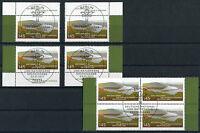 Bund 2841 Eckrand oder Viererblock gestempelt Vollstempel Berlin ESST BRD 2011