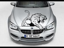 PANTHER Hood Car Decal Race Sports Grpahic Art Sticker Truck Van Truck Boat B71