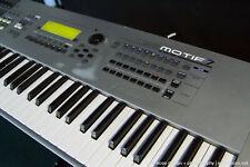 YAMAHA MOTIF 7 76-Key MIDI Synthesizer Sampler Workstation Keyboard