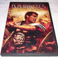 Immortals (DVD, 2011)
