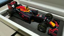 1 18 Minichamps Red Bull Tag Heuer Rb12 Winner GP Spain Verstappen