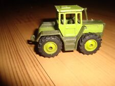 matchbox mb-trac 1600 turbo tractor green