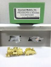 MINT IN BOX HO BRASS OMI #1511 PHILADELPHIA & READING 0-4-0 CAMELBACK LOCO TENDE