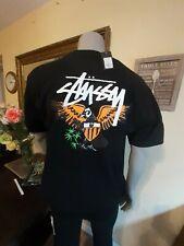 Black eagle tee  Stussy Shirt Small,médium and large  Please Choice Your Size