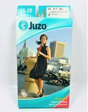 Juzo Below Knee Stocking 15-20 mmHg, Size 5 Color-Brazil