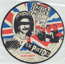 """The EX PISTOLS Flowers Of Romansk 7"""" PICTURE DISC"""