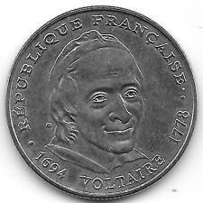 5 Francs  ,Voltaire 1994