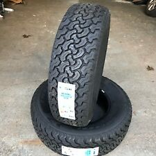 2x 245 70 16 107H Event ML698+ All Terrain 4x4 Tyres 245/70R16 New Tyres x2