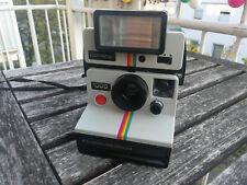 Edle Sofortbildkamera - Polaroid 1000 mit Blitz Polatronik 1 (Selten)
