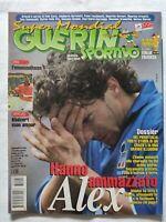 GUERIN SPORTIVO 28 - 1998 ALESSANDRO DEL PIERO WORLD CUP FRANCE 98 MICHAEL OWEN