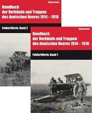 Artiglieria da campo - Volume 1+2 (Kraus/Bush)