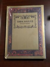Dark Souls III 3 Design Works Art Book  |  Sold Out, Rare & Sealed - USA English