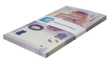 Zero - 0 Euro Europe X 50 Pieces - PCS, 2017, UNC, Castelo De Guimaraes,Portugal