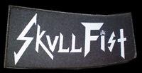 Skullfist - Logo Patch Not Specification #130472