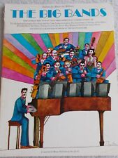 Music Millions Vol 51 Big Bands Arr Easy Piano Variety Unmarked