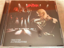 JAPAN - Obscure Alternatives CD New Wave / David Sylvian