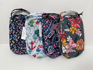 NEW Vera Bradley Quilted Cotton Lunch Bunch Insulated Lunch Box Bag Tote Sack