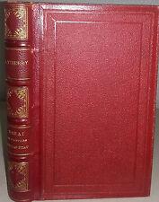 XIXè Essai L'Histoire Tiers Etat A.Thierry Nouv.Edit. Garnier paris in12